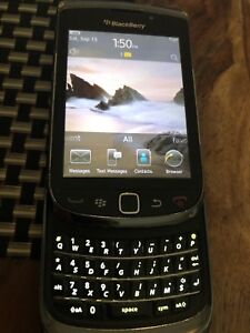 Blackberry Torch 9800, unlocked an in very good condition