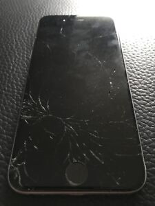 IPHONE 6 FOR PARTS (PHONE DOES NOT WORK)