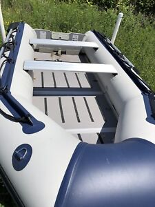 11.5 foot Salter 360 Inflatable Boat