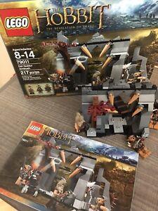 79011 - The Hobbit- Dol Guldar Ambusg LEGO