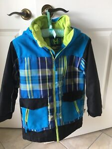 Boys Winter Coat - Size 7