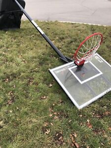 Spalding Basketball Net, perfect shape except for base