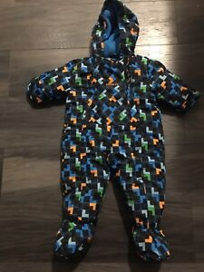 GUSTI Snow Suit - 9mth never used