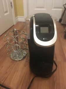 Keurig 2.0 and K-Cup Holder