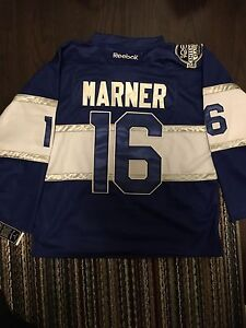 New Stitched Toronto Maple Leafs Centennial Classic Mitch Marner