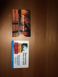 $500 Maritime Travel Vacation Voucher