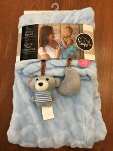 Baby activity blanket - new