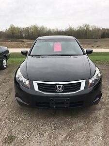 2009 Honda Accord 4cly