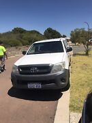 Toyota hilux 2008 Southern River Gosnells Area Preview