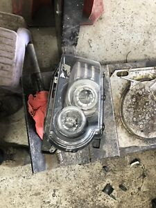 2010-2013 Range Rover sport adaptive headlight assembly