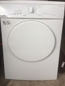 Moffat dryer and washer