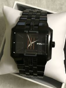 """Police"" Designer Brand Watch"
