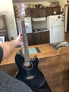 Ibanez taleban intercity electric acoustic guitar