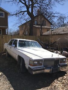 1989 Cadillac brougham D'Elegance for sale