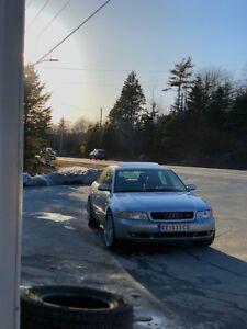 01 Audi A4 2.8 Quattro