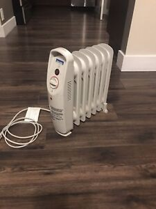 Small Lancaster Oil Filled Heater