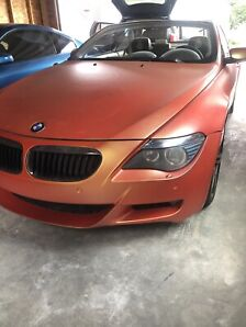Amazing opportunity. Dream car BMW 645 Ci Convertible lowkm110k