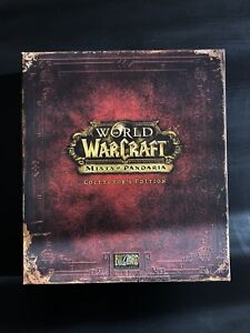 World of Warcraft : Mist of Pandaria (Collector's edition)