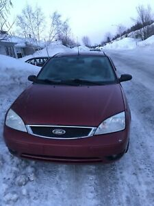FORD FOCUS ZX4 SES
