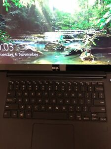 "Dell XPS 15"" 9560 laptop"