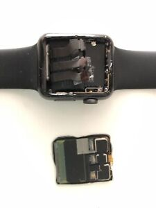 Apple Series 3 38mm Watch Detached Screen (For Parts)