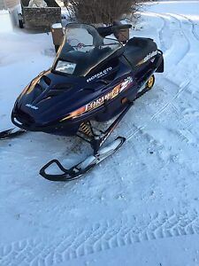 Formula Z great sled in great shape. A must see!!