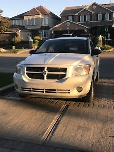 Fully loaded Dodge Caliber