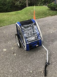 Bell Bike Trailer 1 or 2 toddlers