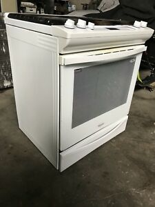 Whirlpool Gas Convection Stove/Oven Range