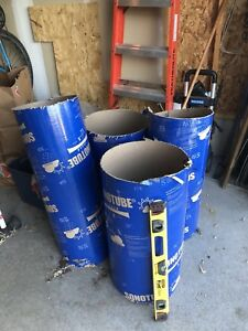 12 and 14 inch sonotubes