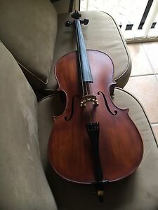 Cello 3/4 very good condition Ashmore Gold Coast City Preview
