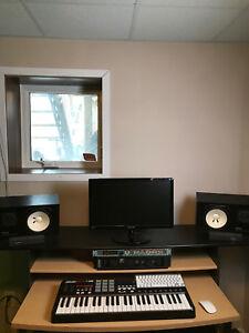 Producer Desk