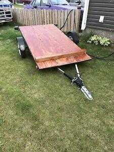 Skidoo/ utility/quad trailer.