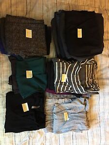Maternity clothes lot (size M)