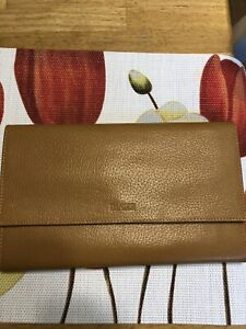 DANIER leather travel wallet/organizer