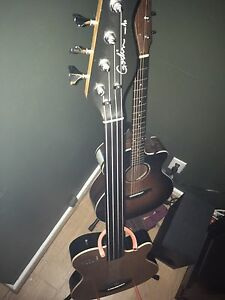 Godin A4 fret less- semi acoustic Bass