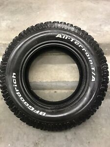 "18"" LT  275/70/18 BF GOODRICH KO TIRES"