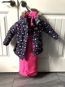 Carters 24 month snow suit