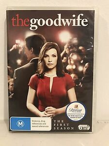 The Good Wife Complete Season 1 Coconut Grove Darwin City Preview