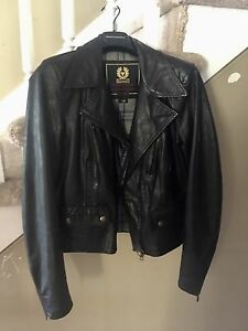 Vintage Leather Belstaff Jacket!