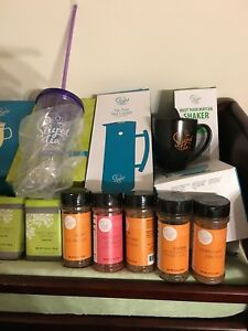 Selling off Steeped Tea Business Items