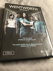 Wentworth Season 1 DVD