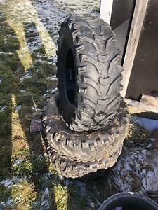 Honda atv tires rims