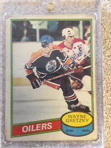 Wayne Gretzky 2nd Year Card