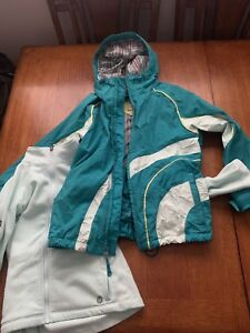 Burton girls jacket