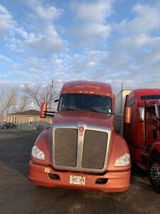 2014 Kenworth T680 Automatic