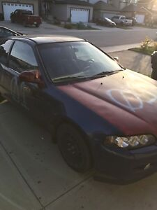 1995 Honda Civic si (LADY DRIVEN)