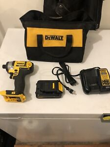 New Dewalt 20v Max