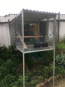 Suspended bird aviary cage Hurstville Hurstville Area Preview