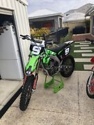Swap/Sell 2008 KX450f Southern River Gosnells Area Preview